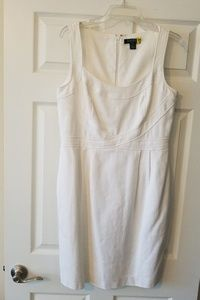 Lauren Linen Sleeveless Dress